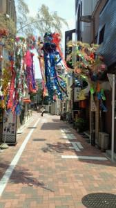 201107061123001七夕飾り